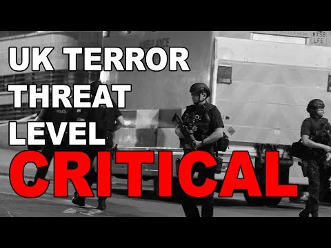 Threat Level Increased to Critical – Suggested Options