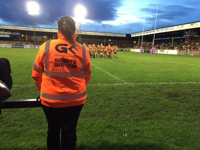 SIA Stewards and Safety Stewards in Leeds, York and Castleford